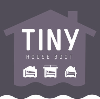 De TiNY House Boot
